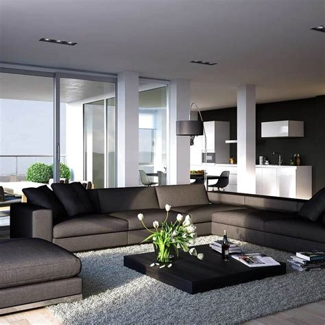 15 attractive modern living room design ideas
