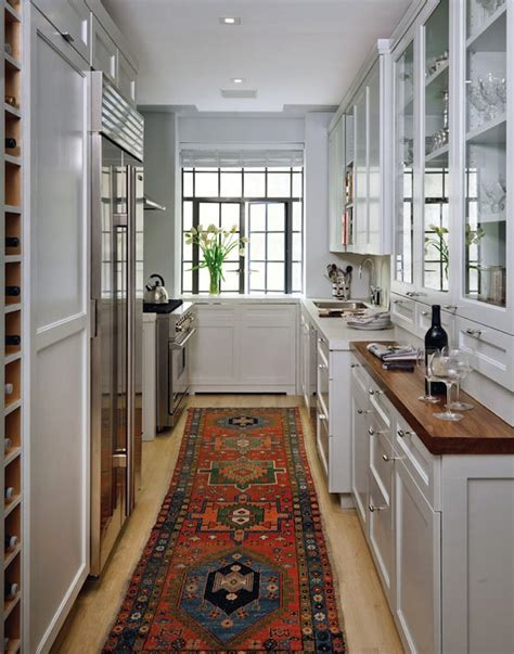 the galley kitchen galley kitchen transitional kitchen best and company nyc
