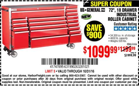 Maspion Tool Box Promo harbor freight tools coupon database free coupons 25