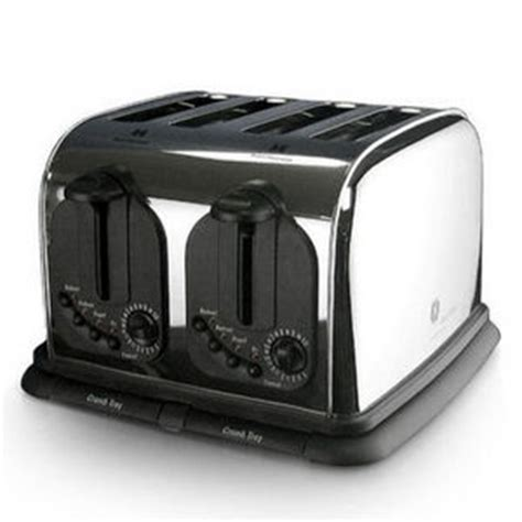 Great Toasters Ge 4 Slice Toaster 169137 Reviews Viewpoints Com