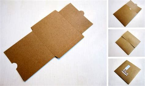 Free And Simple Diy Cd Or Dvd Mailer Envelope Apartment Paper Cd Sleeve Template Pdf