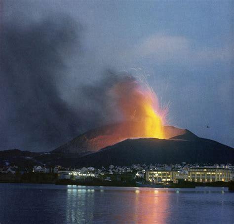 imagenes de desastres naturales volcanes planeta en peligro 161 cuidemosle julio 2010