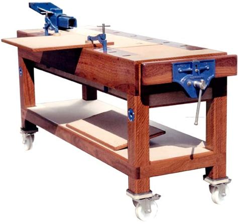 work bench with wheels top of the range workbench world
