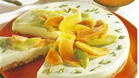 bild der frau rezepte kuchen melonen kuchen bild der frau