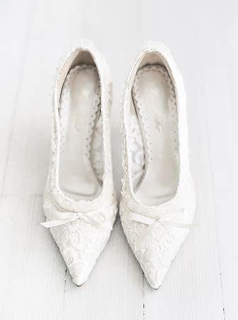 Lace Flat Wedding Shoes by Flat Lace Wedding Shoes Www Pixshark Images