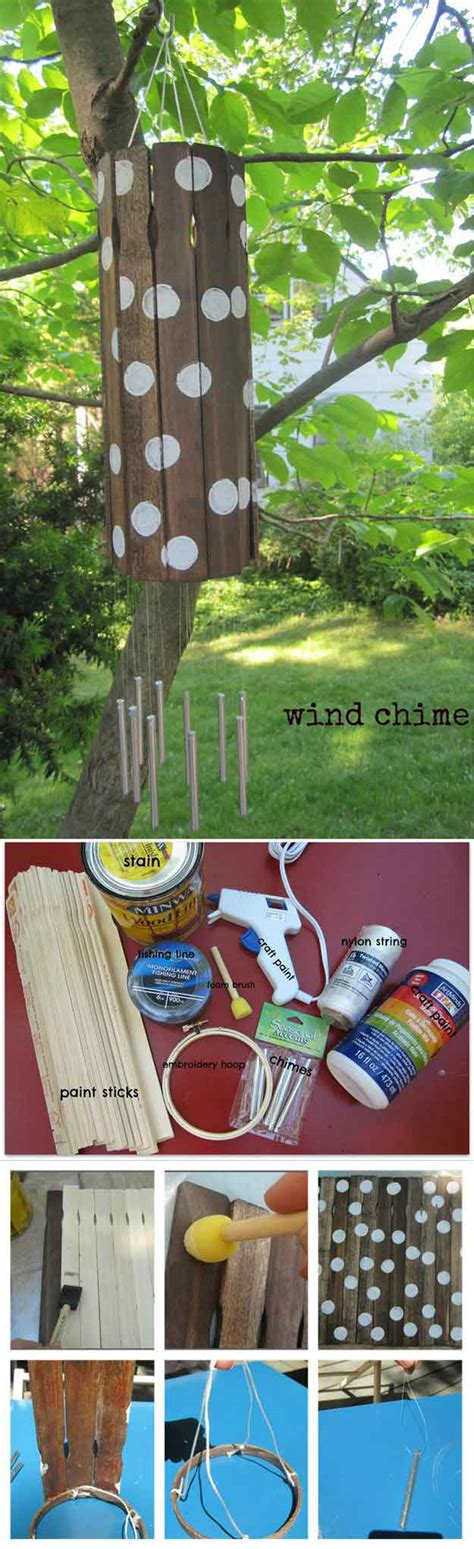 Ready Kompor Outdoor Windproof Ts2k 1 32 diy wind chimes to hang in a beautiful home