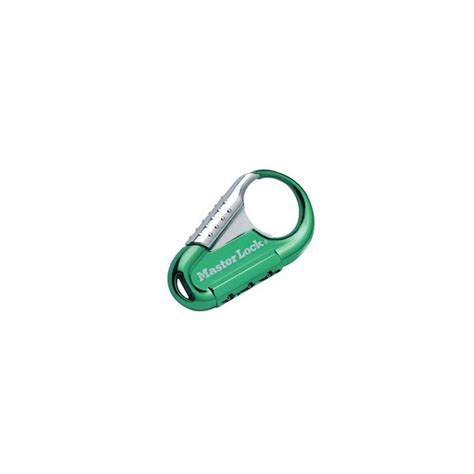 cadenas mousqueton master lock mousqueton 224 code master lock 1547eurdcol