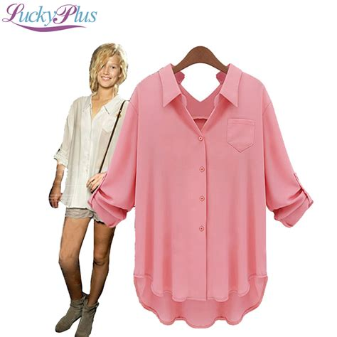 s sizes shirts and blouses collar blouses