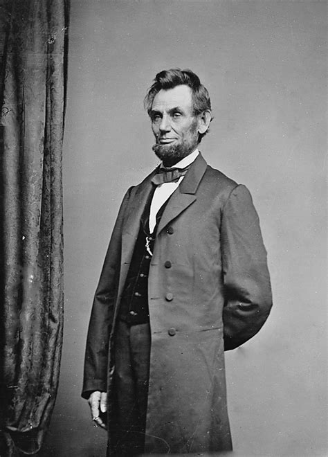 which president was abe lincoln file abraham lincoln president u s nara 527823