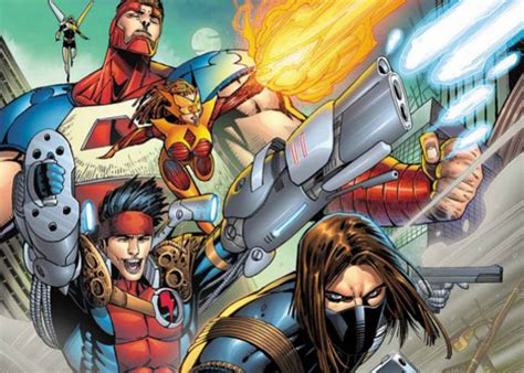 marvel reveals 2016 event series avengers standoff newsarama com marvel reveals new thunderbolts ongoing with surprise leader