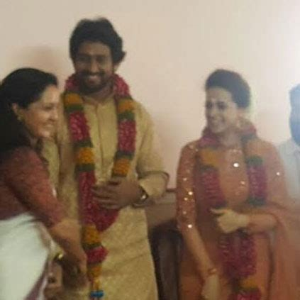 film actress bhavana engagement photos malayalam actress bhavana gets engaged to producer naveen