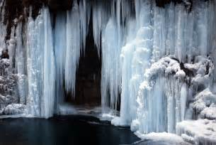 Frozen Waterfalls | frozen waterfall free stock photo public domain pictures