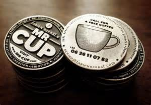 coin business cards fpo mrcup metal coin business cards