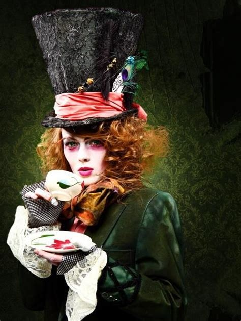 17 Best images about Mad Hatter Costumes on Pinterest ... Female Mad Hatter Costume