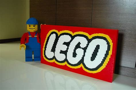 Ordinal Lego Edition Lego Logo mosaicbricks lego logo mosaics part 1 mocpages