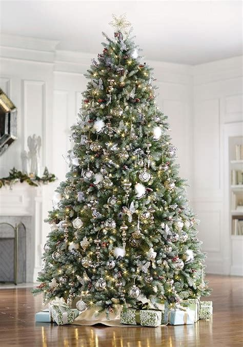 Home Decorators Martha Stewart the dunhill fir faux christmas tree includes clear lights