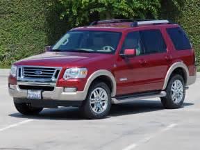 2007 Ford Explorer Recalls 2007 Ford Explorer Vin 1fmeu64e57ub03352