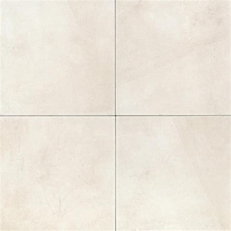 White Floor Tile by Park Avenue In Metropolitan White