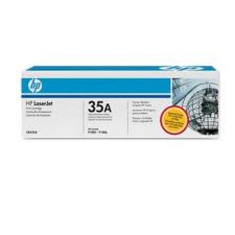 Toner Hp 35a By Javindo Computer hp 35a original printer toner cartridge cb435a