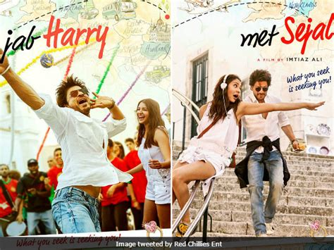 film india jab harry met sejal jab harry met sejal twitter unimpressed by name which