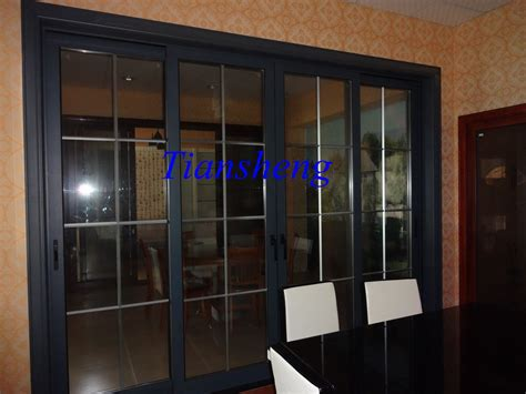 bullet proof room china professional powder coated bullet proof aluminum security sliding door to room price with