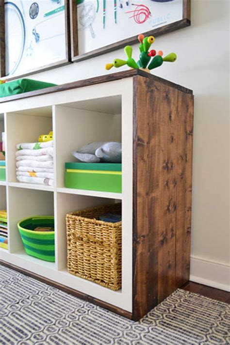 Kitchen Carts Islands the best ikea kallax hacks and 20 different ways to use them