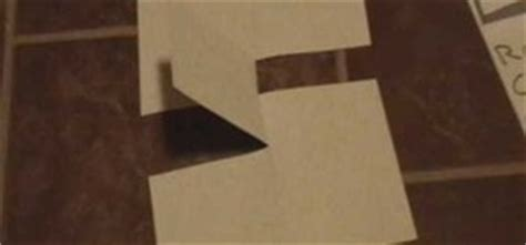 Origami Illusion Revealed - how to do an impossible paper and 3d origami trick 171 prop