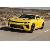 2016 Chevrolet Camaro SS First Test Review  Motortrend