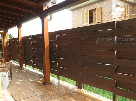 vallas de jardin de madera vallado jardin y cerramientos en madera sint 233 tica