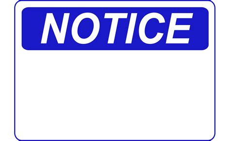 Notice by Big Image Png