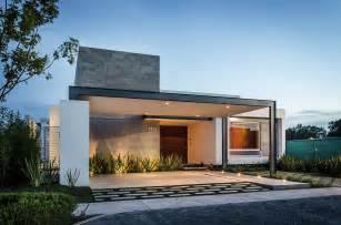 Diseno Casa dise 241 o casa moderna de un piso construye hogar