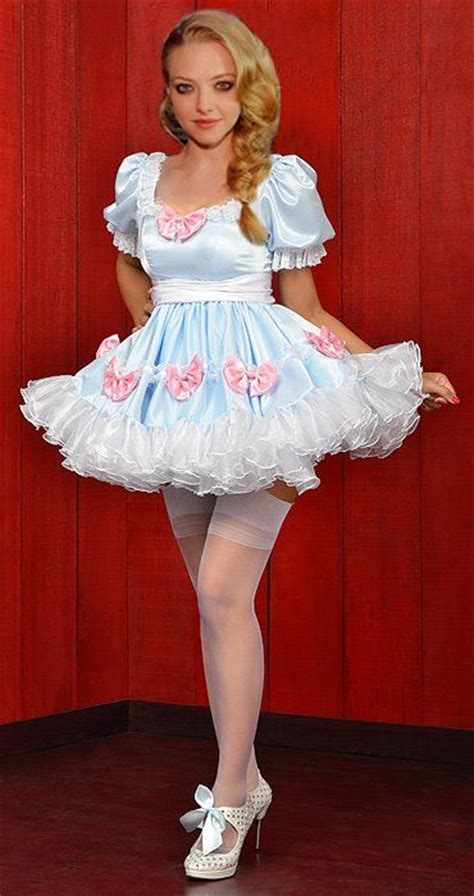 women wearing short sissy dresses petticoats pictures photos 36 best frilly sissy dress images on pinterest