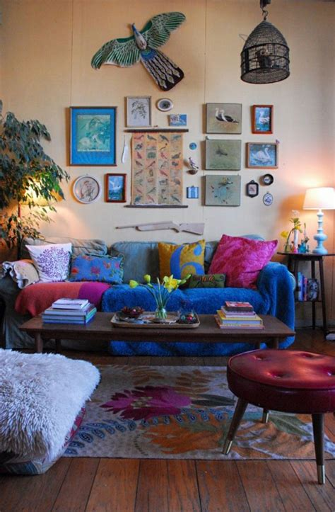 Inspiring Living Rooms - 20 dreamy boho room decor ideas
