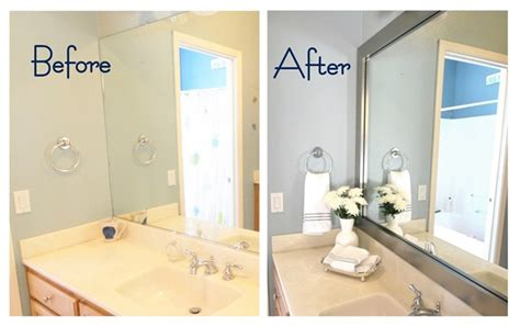how to put up a bathroom mirror mirrormate and a giveaway centsational
