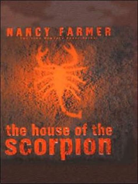 house of scorpion movie the house of the scorpion by nancy farmer 9780786250486 hardcover barnes noble