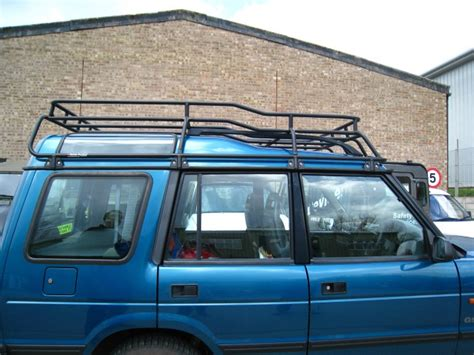 Roof Rack Discovery 1 by Safety Devices 187 Safety Devices Land Rover Discovery 1