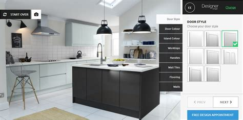 Kitchen Designing Online by Our New Online Kitchen Design Tool Prize Draw Wren