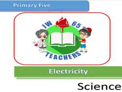 primary science electricity sg teachers site