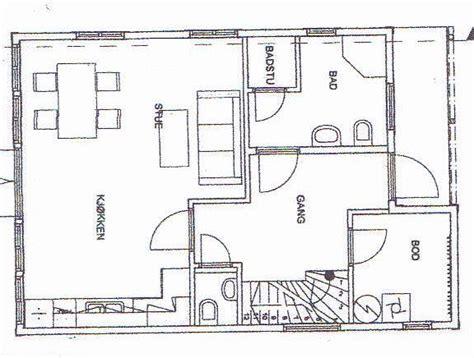 1 Schlafzimmer Haus Plan by Und Familienferien In S 252 Dnorwegen