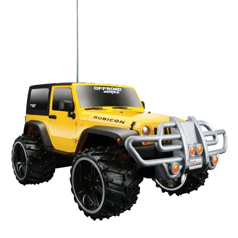 Rc Car Remote Jeep Berkualitas may cheong 1 16 road rc jeep wrangler yellow toys vehicles remote