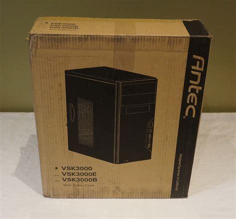 mini atx antec vsk3000 micro and mini atx computer ebay