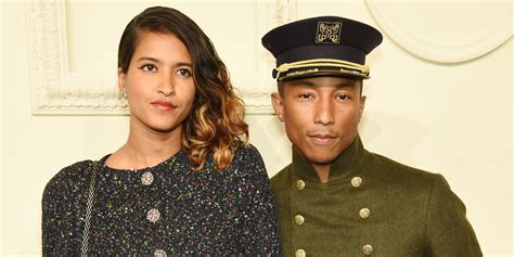 whats helen lasichanh age pharrell williams and wife helen lasichanh stun on this