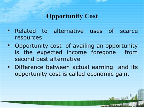Best Alternative To Mba by Managerial Economics Ppt Baba Mba 2009