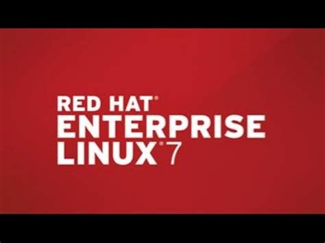 linux tutorial pdf red hat how to install red hat enterprise linux server 6 7 on