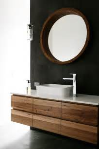 Timber Bathroom Vanity Tops Custom Timber Vanity Bringing Warmth To Your Bathroom