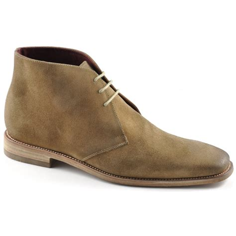 loake mens boots loake mens trapper suede desert boots