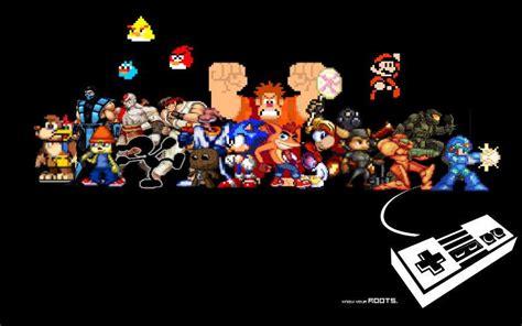 wallpaper cartoon videogames wallpaper videogames by andrestoons on deviantart