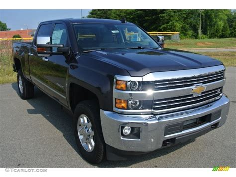 2015 silverado colors 2015 tungsten metallic chevrolet silverado 2500hd ltz crew
