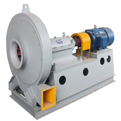 Y9 11 Industrial Air Blower For Pulverized Coal Conveying