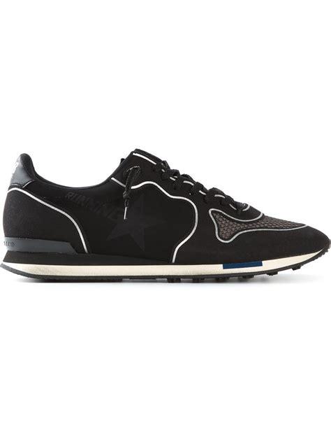 golden goose deluxe brand sneakers golden goose deluxe brand running sneakers in black for